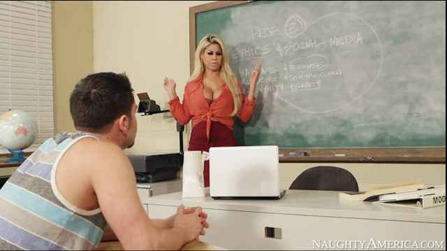 сайт порно видео училка