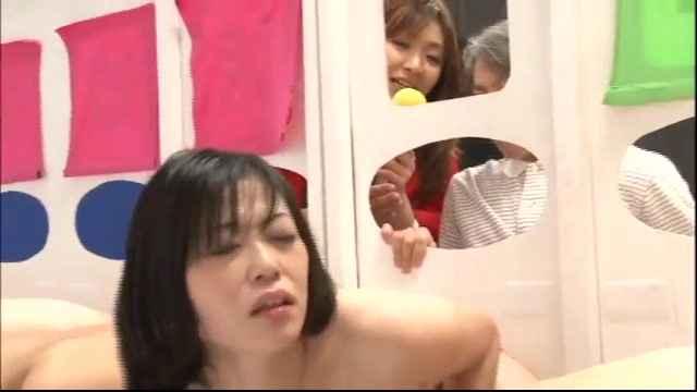Порно видео японское телешоу